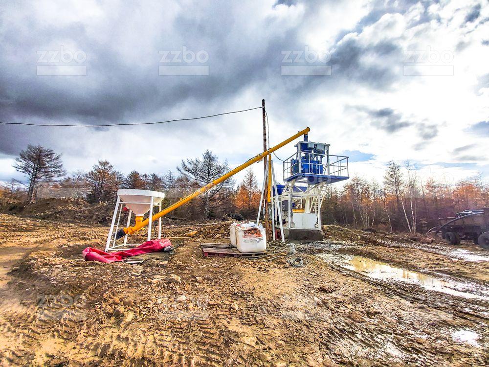 Растариватель биг-бегов цемента РМК-2М - фото 6
