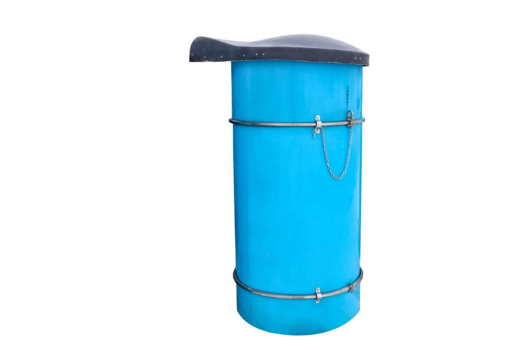 Фильтр цемента с виброочисткой FCS-24 - фото 12