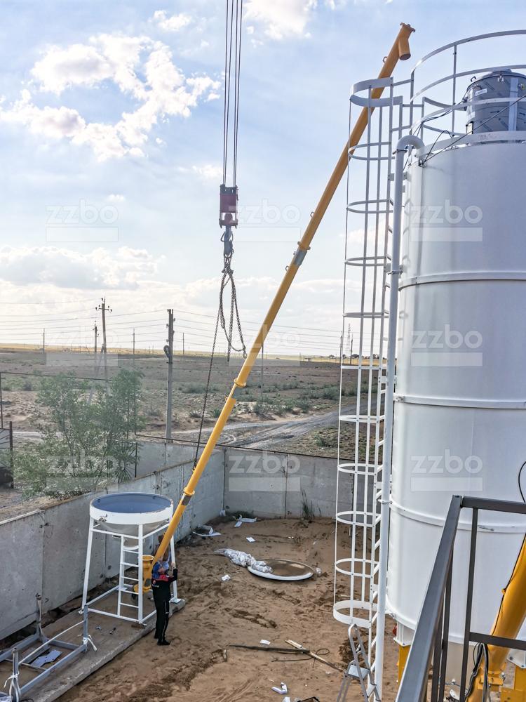 Растариватель биг-бегов цемента РМК-2М - фото 12