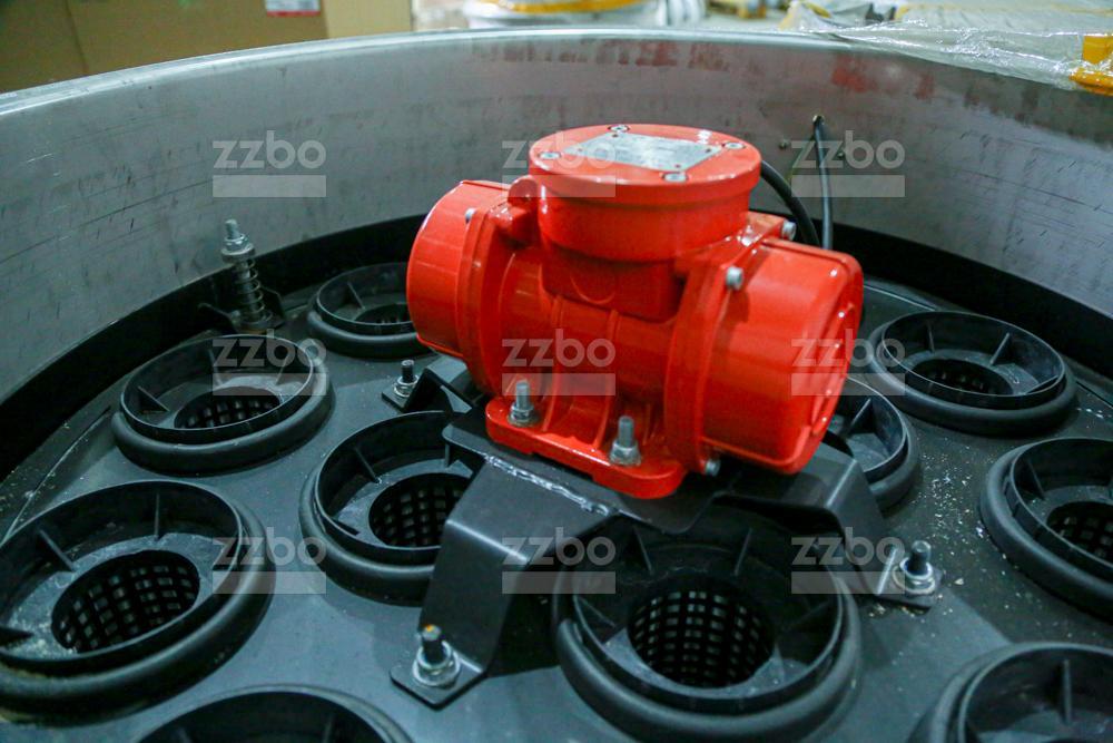Фильтр цемента с виброочисткой FCS-24 - фото 4