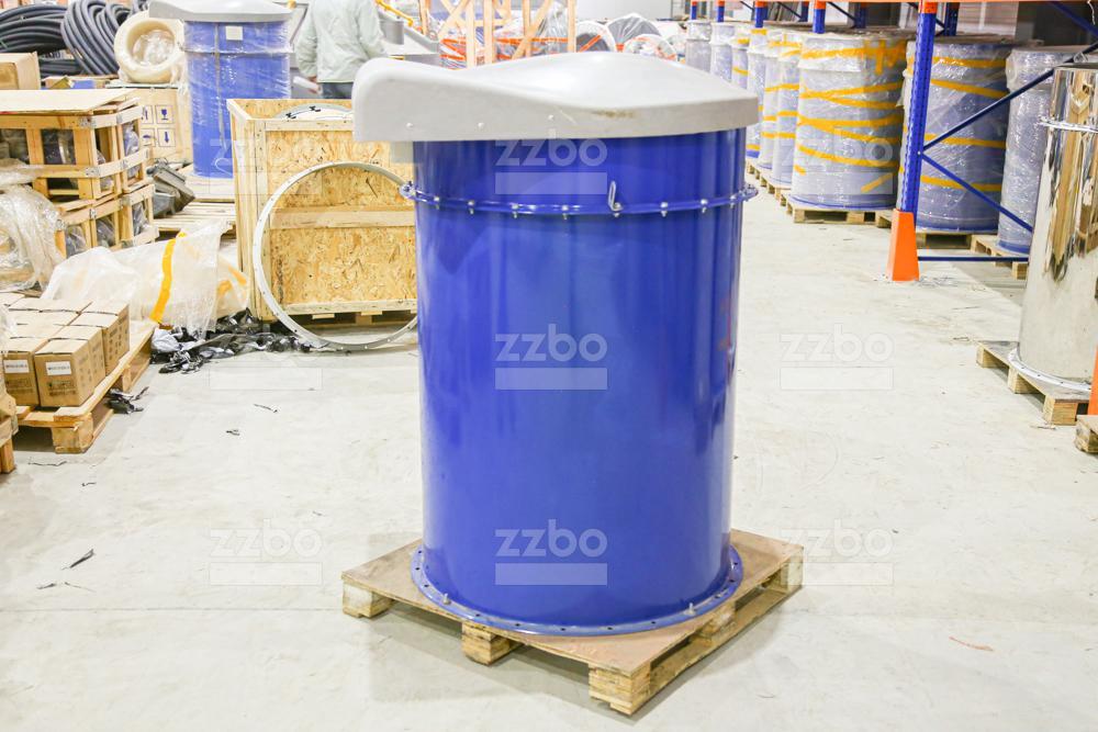 Фильтр цемента с виброочисткой FCS-24