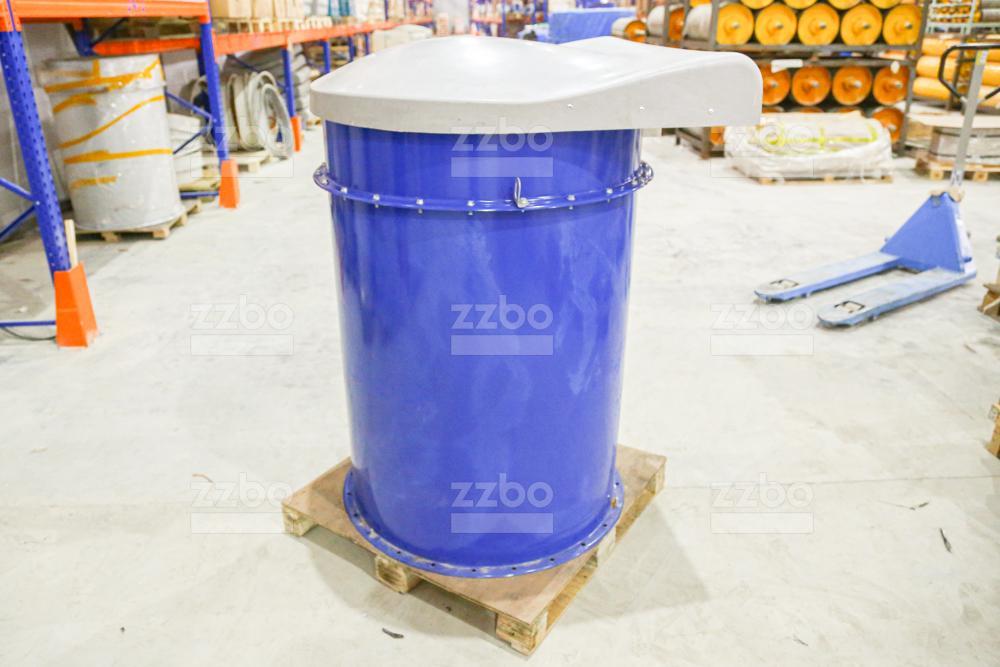 Фильтр цемента с виброочисткой FCS-24 - фото 2