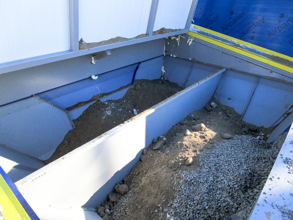 Крышки бункеров <br> с автоматическим приводом к ДКМ-8 - фото 3