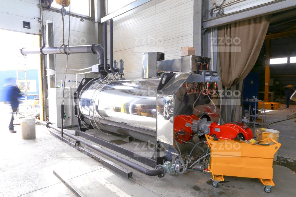 Газовый парогенератор </br> (среднего давления) ПГ-2000 - фото 5