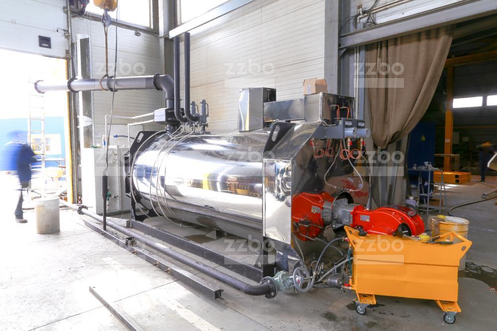 Дизельный парогенератор </br> (среднего давления) ПГСД-2000 - фото 5