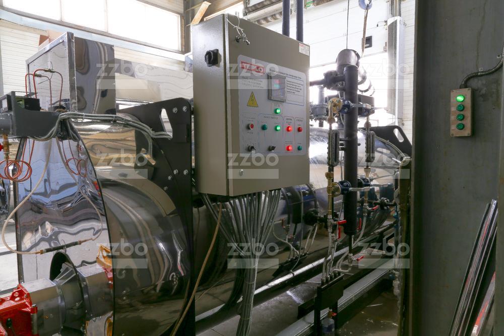 Газовый парогенератор </br> (среднего давления) ПГ-2000 - фото 6