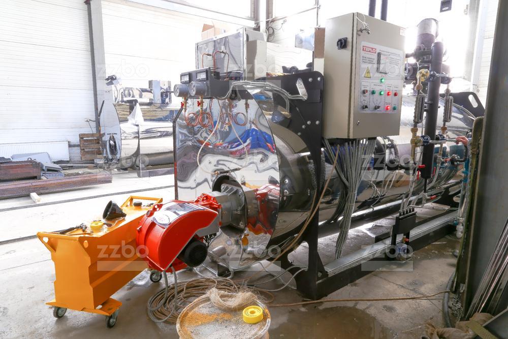 Дизельный парогенератор </br> (среднего давления) ПГСД-2000 - фото 7