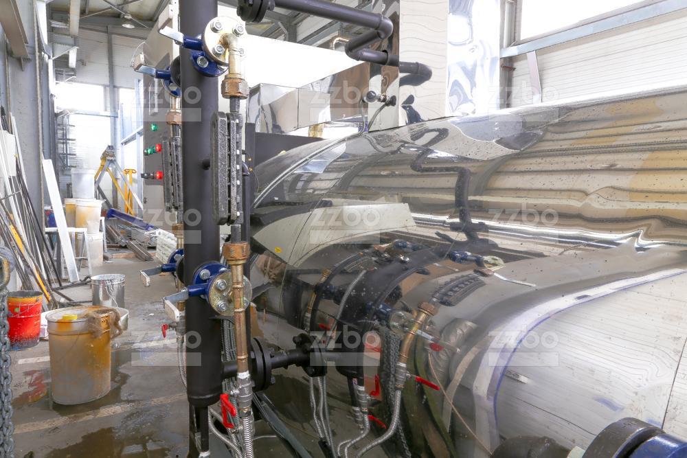 Дизельный парогенератор </br> (среднего давления) ПГСД-2000 - фото 8