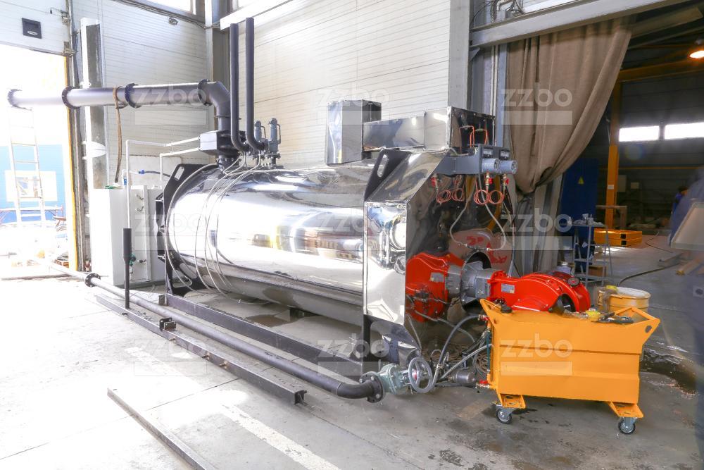 Дизельный парогенератор </br> (среднего давления) ПГСД-2000 - фото 9
