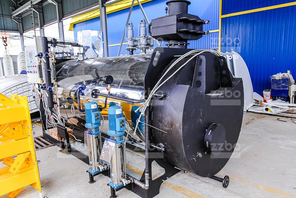 Газовый парогенератор </br> (среднего давления) ПГ-2000 - фото 1