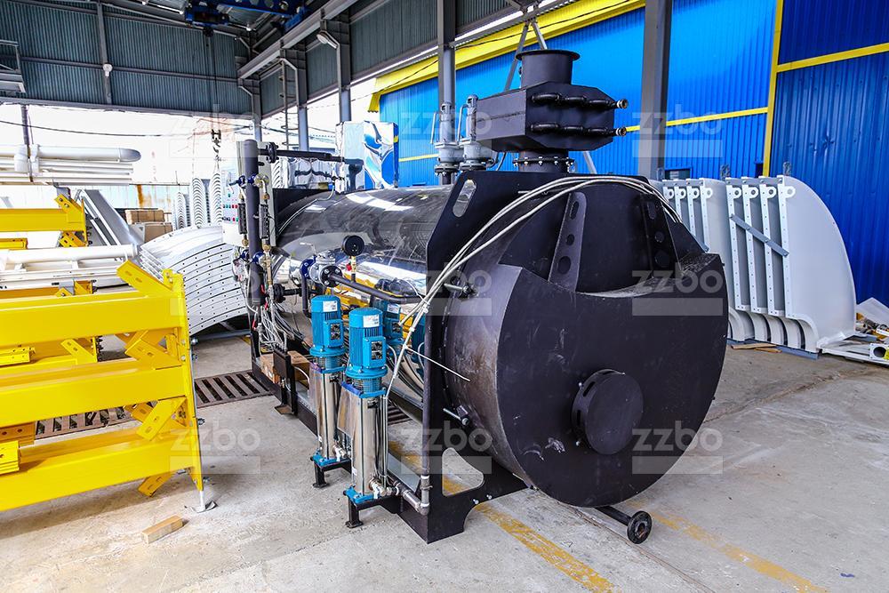Газовый парогенератор </br> (среднего давления) ПГ-2000 - фото 2