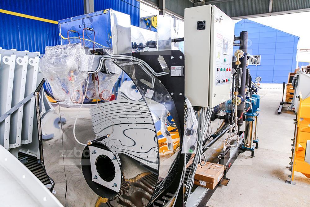 Газовый парогенератор </br> (среднего давления) ПГ-2000 - фото 3