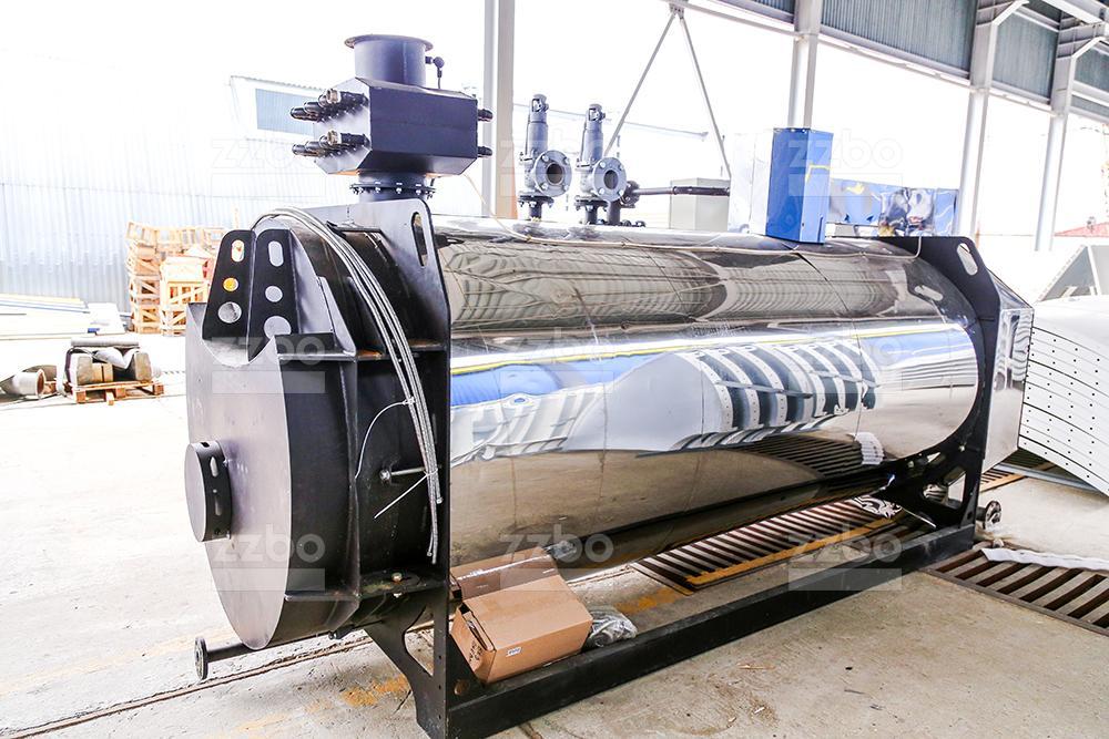 Газовый парогенератор </br> (среднего давления) ПГ-2000 - фото 4
