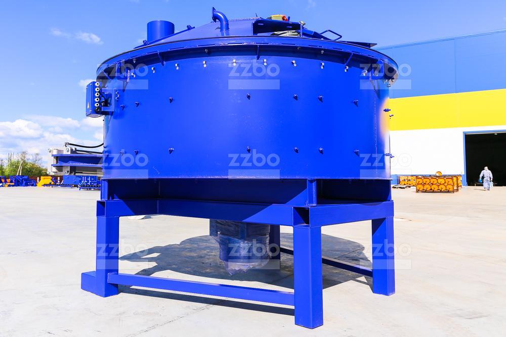 Одновальный бетоносмеситель БП-1В-1500 - фото 5