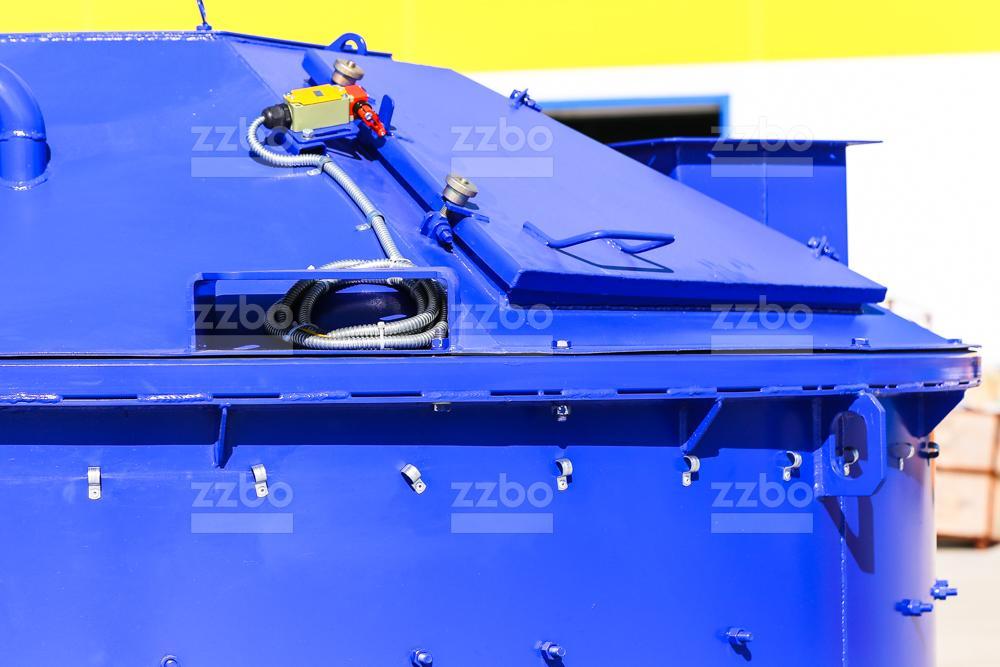 Одновальный бетоносмеситель БП-1В-1500 - фото 6
