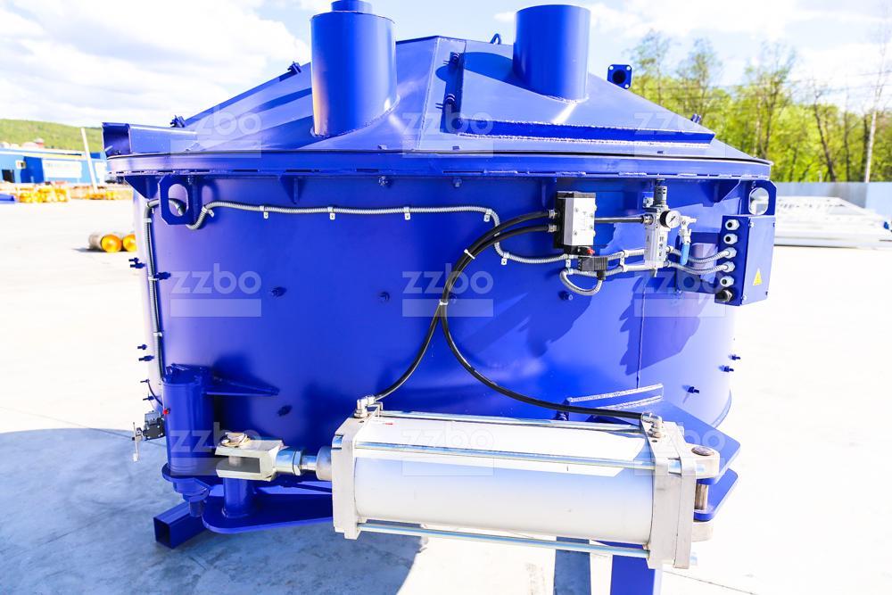 Одновальный бетоносмеситель БП-1В-1500 - фото 7