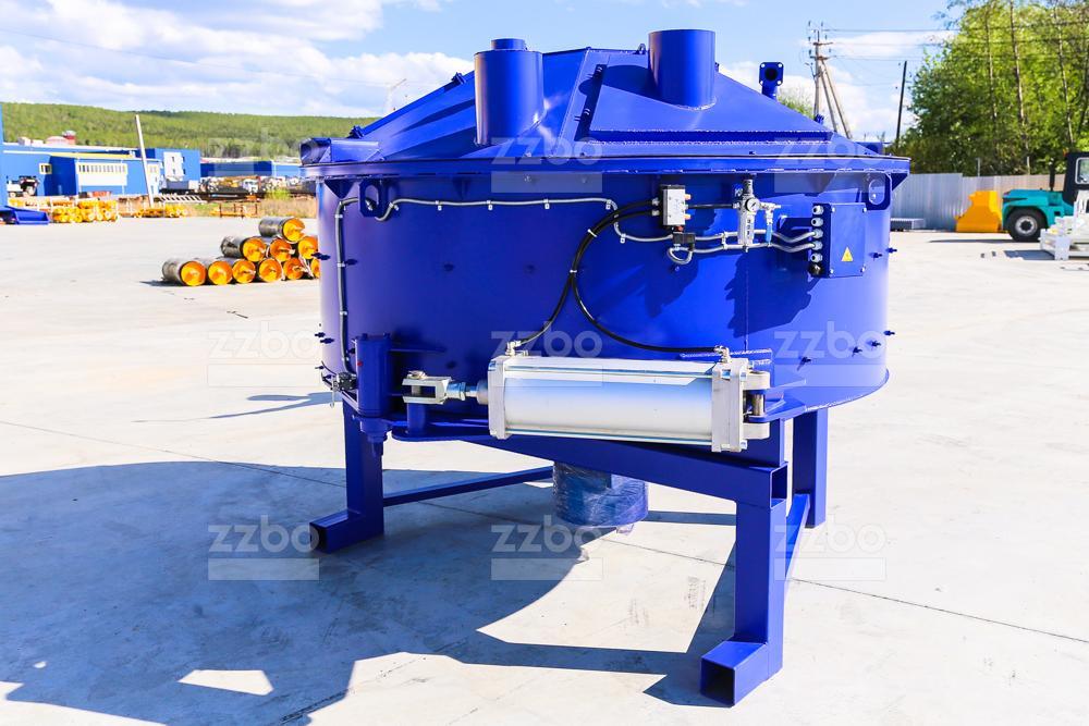 Одновальный бетоносмеситель БП-1В-1500 - фото 8