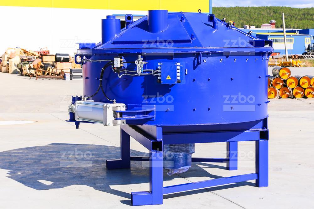 Одновальный бетоносмеситель БП-1В-1500 - фото 9