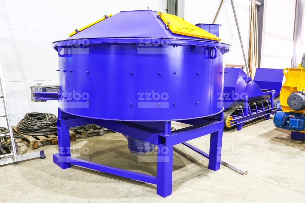 Одновальный бетоносмеситель БП-1В-1500 - фото 14