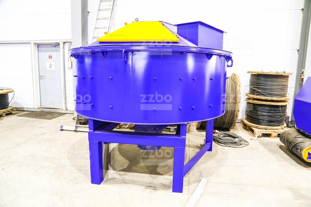 Одновальный бетоносмеситель БП-1В-1500 - фото 13