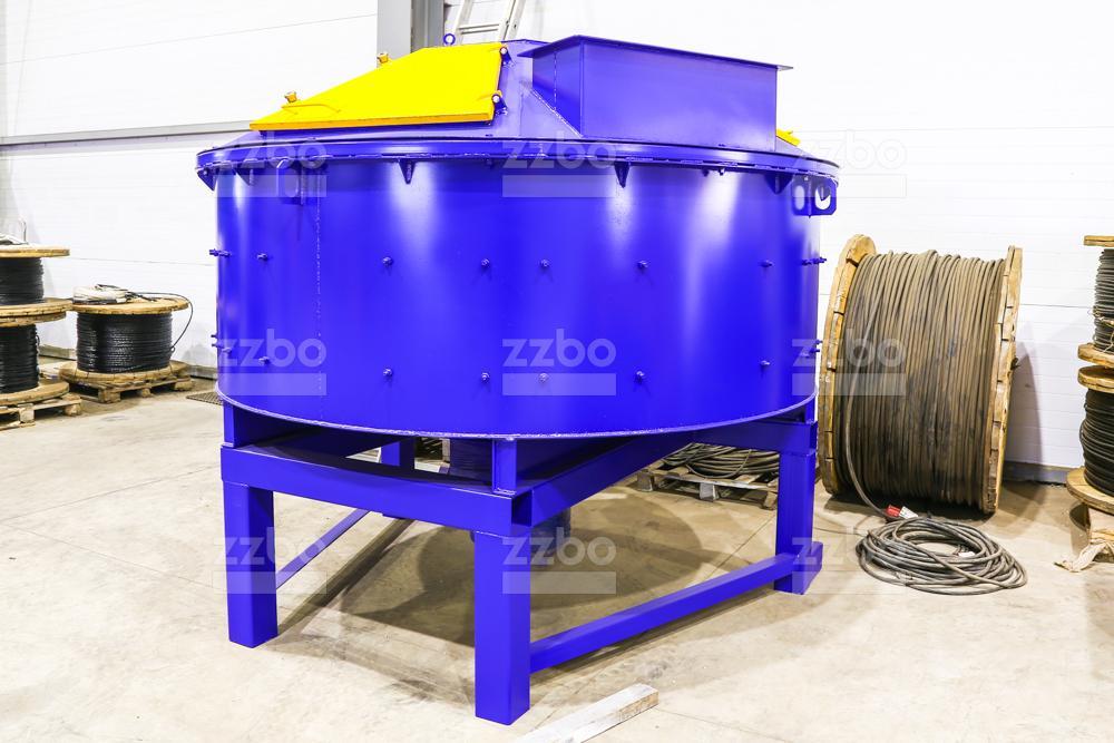 Одновальный бетоносмеситель БП-1В-1500 - фото 12