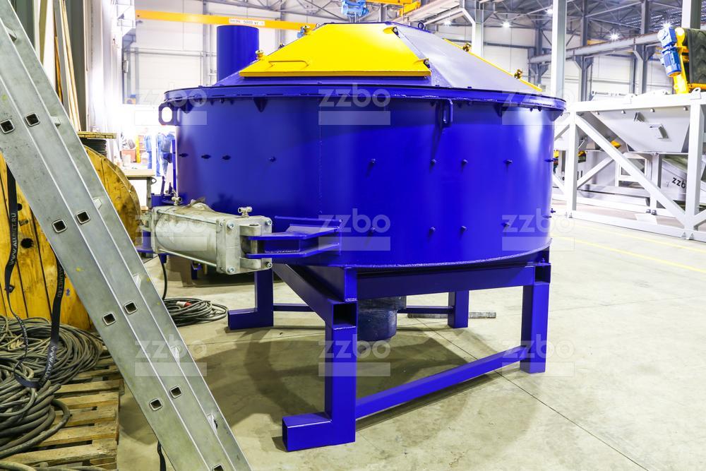 Одновальный бетоносмеситель БП-1В-1500 - фото 11