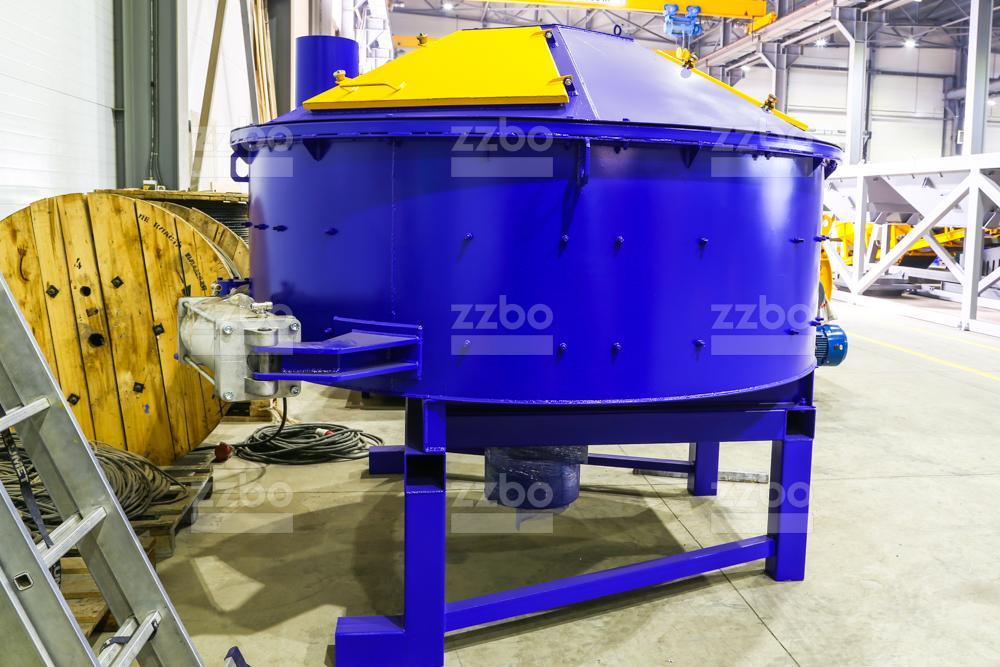 Одновальный бетоносмеситель БП-1В-1500 - фото 10