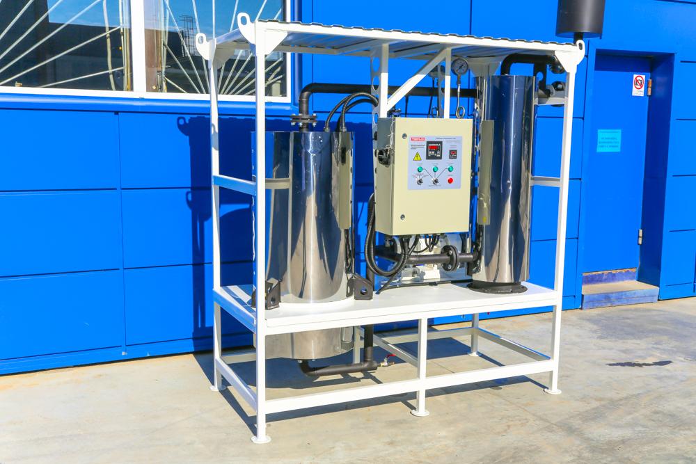 Котёл термомасляный электрический КТМ-0,03Э - фото 1