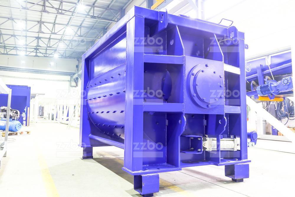 Одновальный бетоносмеситель БП-1Г-1500 - фото 8