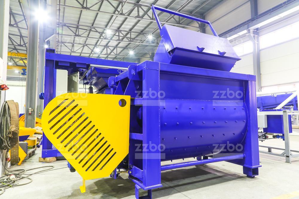 Одновальный бетоносмеситель БП-1Г-1500 - фото 10