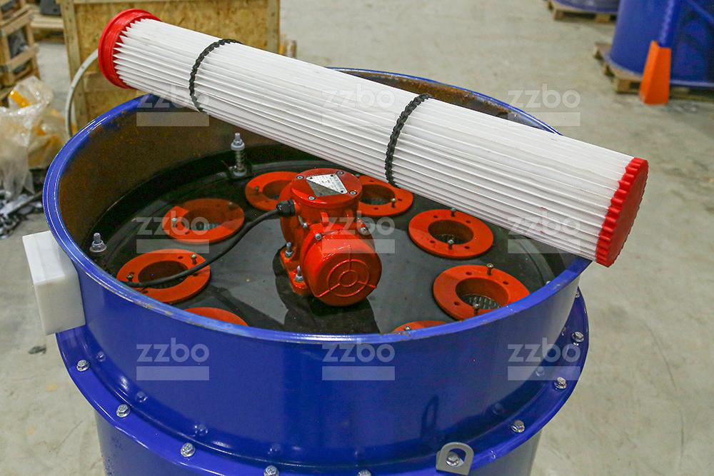 Фильтр цемента с виброочисткой FCS-14 - фото 6
