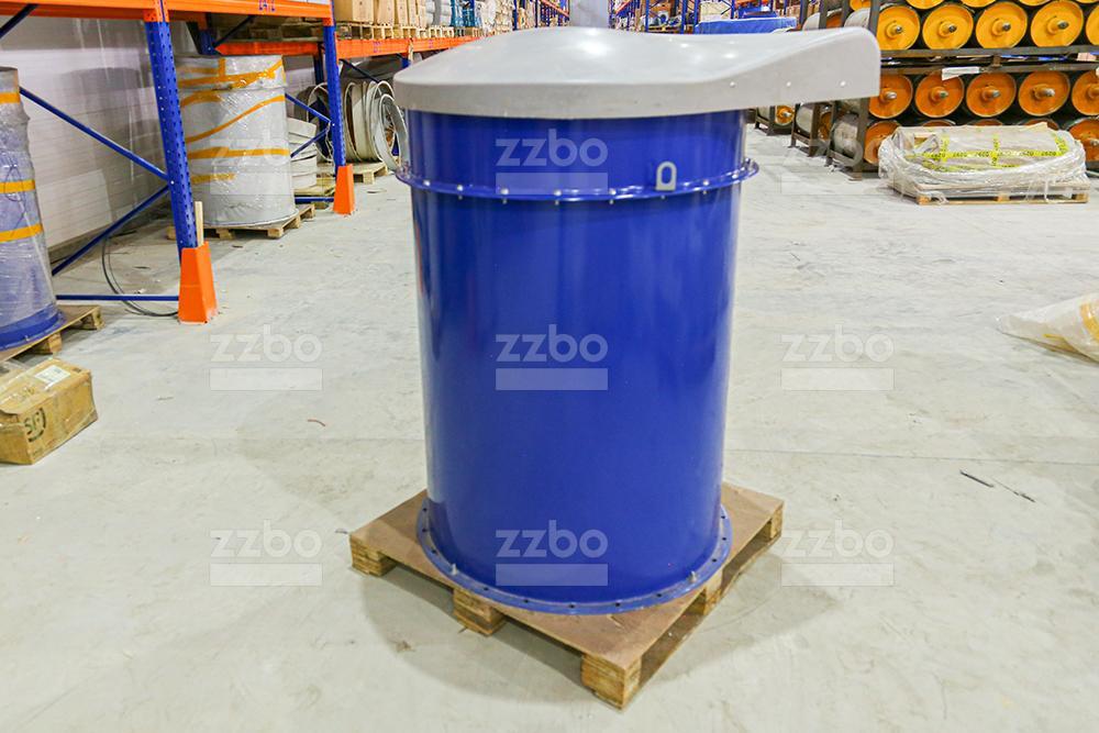 Фильтр цемента с виброочисткой FCS-14 - фото 2