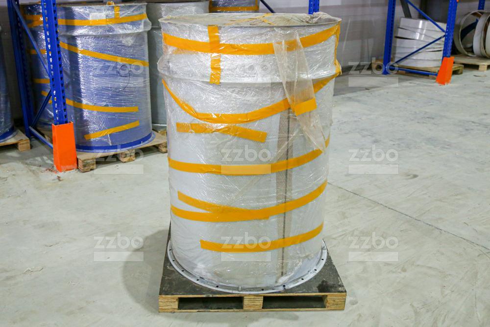 Фильтр цемента из нержавеющей стали <br> FCS-24NEON с установочным кольцом - фото 11