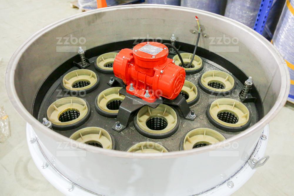 Фильтр цемента из нержавеющей стали <br> FCS-24NEON с установочным кольцом - фото 2