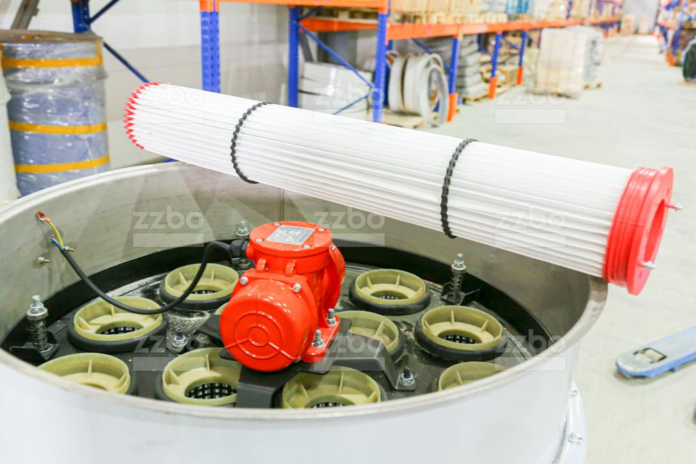 Фильтр цемента из нержавеющей стали <br> FCS-24NEON с установочным кольцом - фото 4
