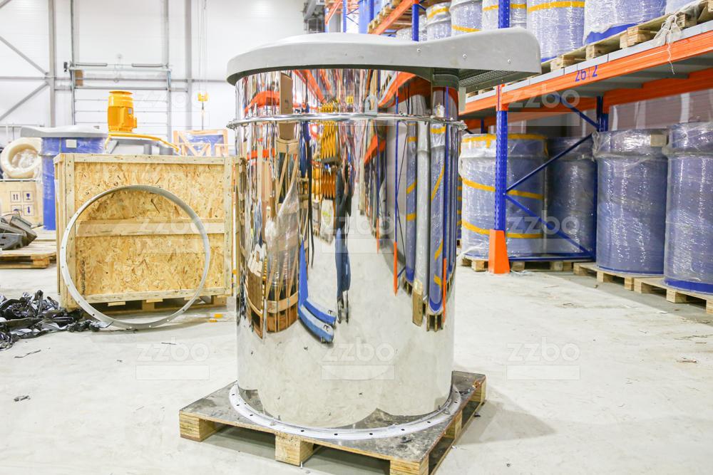 Фильтр цемента из нержавеющей стали <br> FCS-24NEON с установочным кольцом