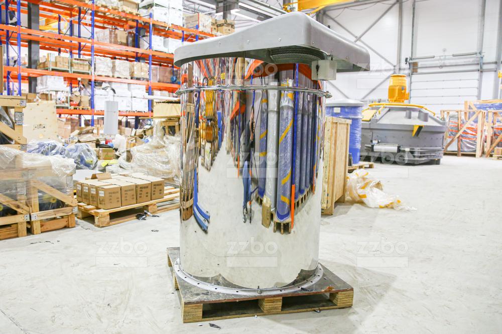 Фильтр цемента из нержавеющей стали <br> FCS-24NEON с установочным кольцом - фото 1