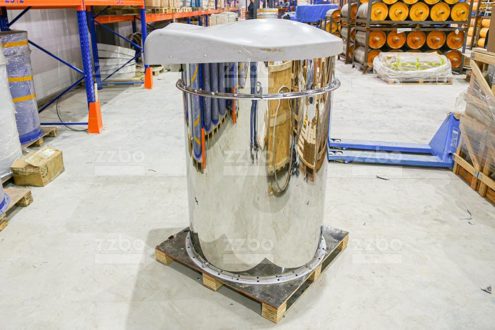 Фильтр цемента из нержавеющей стали <br> FCS-24NEON с установочным кольцом - фото 6