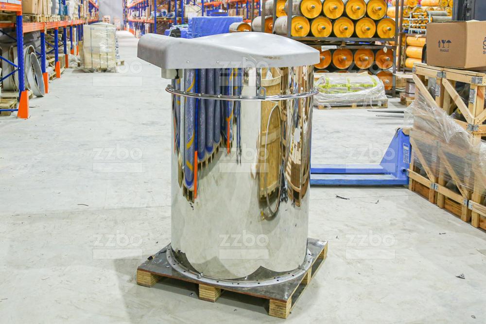 Фильтр цемента из нержавеющей стали <br> FCS-24NEON с установочным кольцом - фото 7