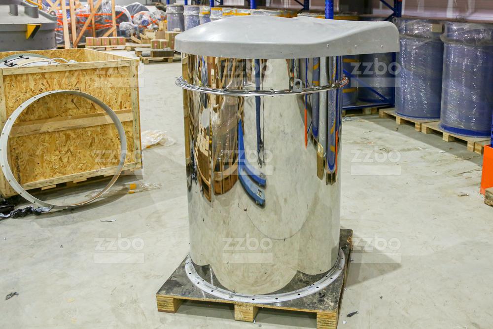 Фильтр цемента из нержавеющей стали <br> FCS-24NEON с установочным кольцом - фото 8