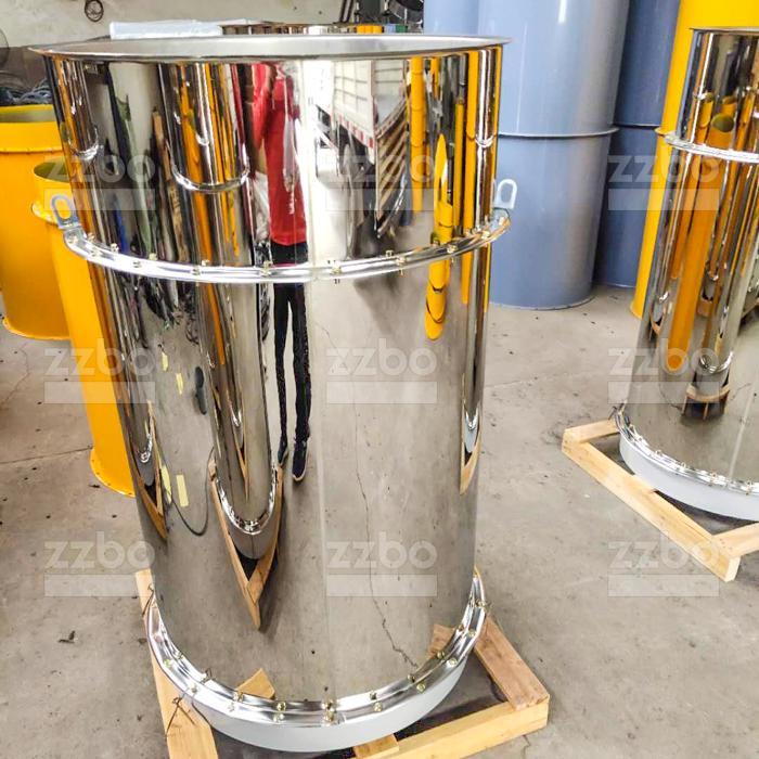 Фильтр цемента из нержавеющей стали <br> FCS-24NEON с установочным кольцом - фото 3