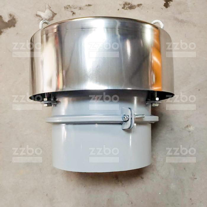 Клапан из нержавеющей стали <br> XD-YF250A NEON с установочным кольцом - фото 2