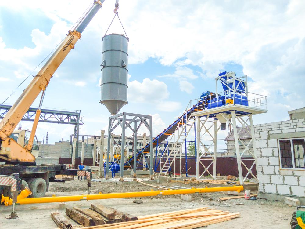 Почему покупать бетонный завод актуально всегда или  тест на предприимчивость
